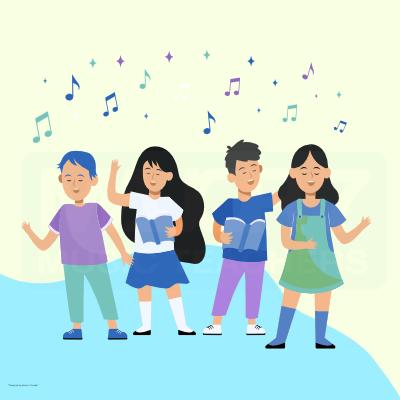 pop koor