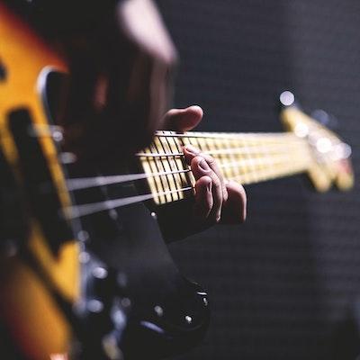 Elektrische Basles Jazz