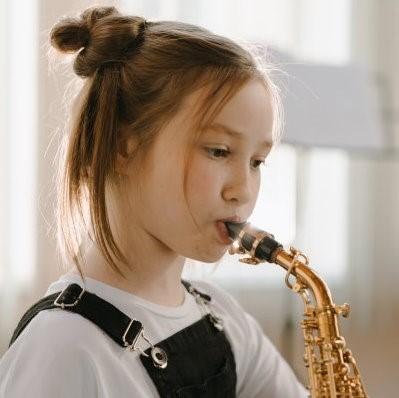 Saxofoonles pop