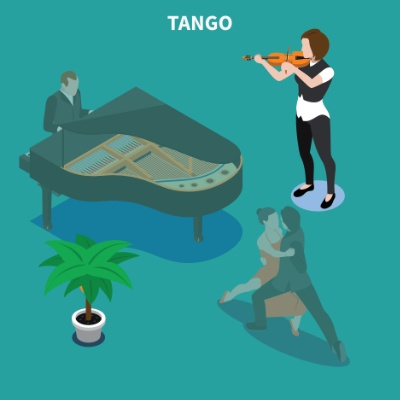 Vioolles Tango