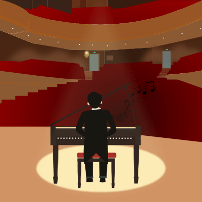 klassiek pianoles