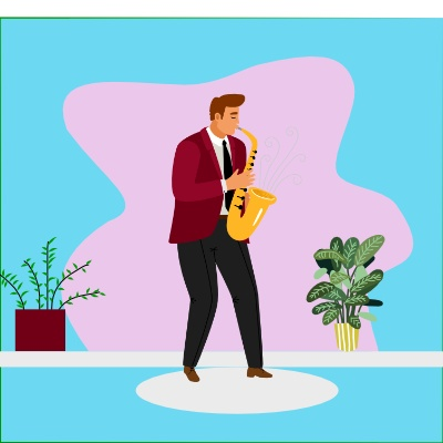 Klassiek Saxofoonles