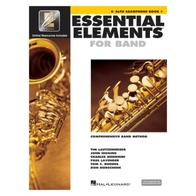 Essential Elements for Band - Book 1 - Alt Sax