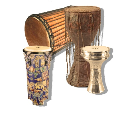 Afrikaanse percussie