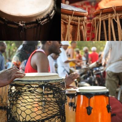 Afro-Cubaanse Folklore