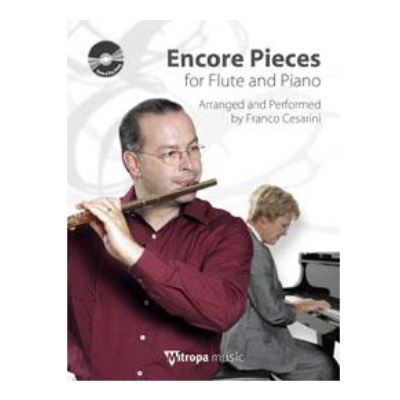 Encore Pieces for Flute and Piano