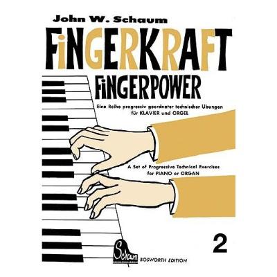 Fingerkraft Heft 2 (Fingerpower Book 2)