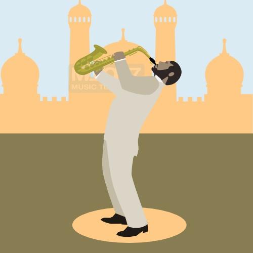 Saxofoonles Midden - Oosterse Muziek