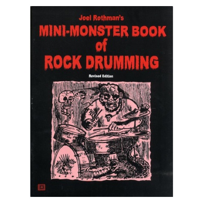 minimonster book of rock drumming
