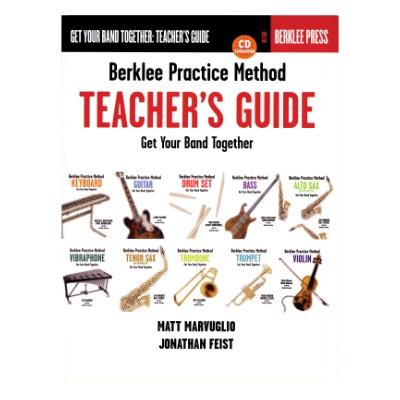 Berklee practice methode Teacher's guits