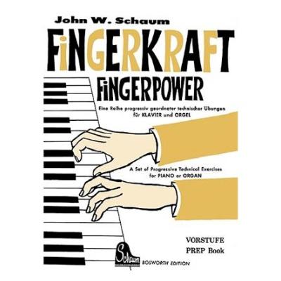 Fingerpower Prep Book
