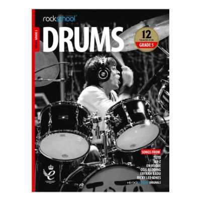 Rockschool Drums Grade 5 (2018)