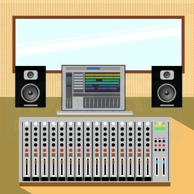 Muziekproduktie