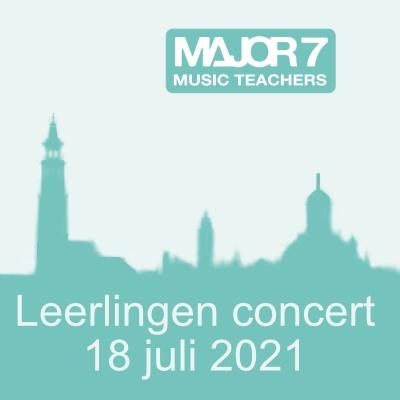 Leerlingen concert Middelburg
