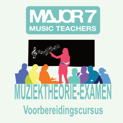 Muziektheorie-examen cursus lesbundel 5 lessen