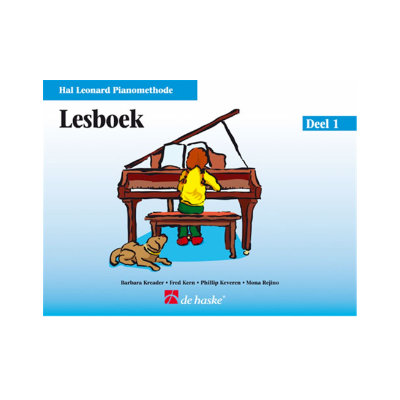 Hal Leonard lesboek deel 1