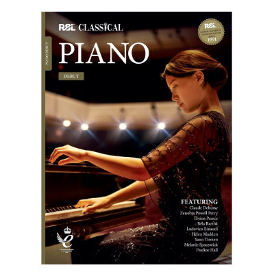 RSL Classical Piano debut (2021)